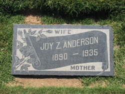 Mrs Zoe A Anderson
