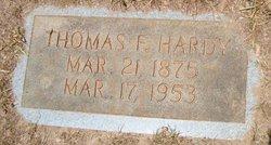 Thomas Franklin Hardy