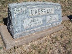 Ola H Creswell