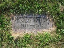 Elsie D. <i>Bowman</i> Blough