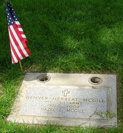 Denver Herbert McGill
