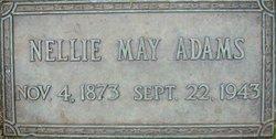 Nellie May <i>Spicer</i> Adams