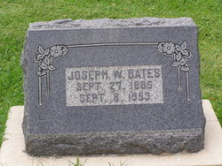 Joseph William Bates