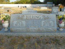 Frances Ida <i>Scheel</i> Biering