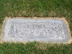 Edna Carrie <i>Mikkelsen</i> Butcher