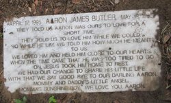 Aaron James Butler