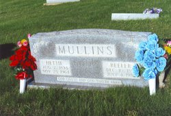 Hettie <i>Gray</i> Mullins