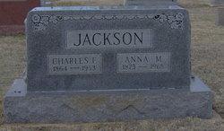 Anna Mary <i>Coats</i> Jackson