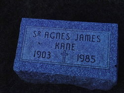 Sr Agnes James Kane