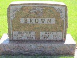 Joseph Cyprian Brown