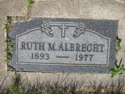 Ruth Margaret <i>Spellacy</i> Albrecht