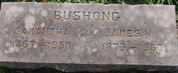 Samantha <i>Gallatin</i> Bushong