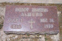 Debby <i>Martin</i> Almond