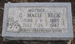 Georgia Macie <i>Bergman</i> Beck
