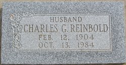 Charles George Reinbold
