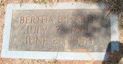 Bertha Loula <i>Bryant</i> Hardy