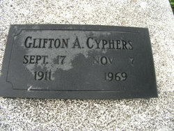 Glifton A. Cyphers