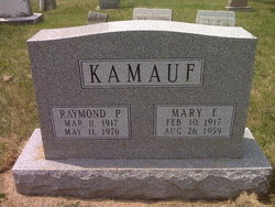Raymond P. Gook Kamauf