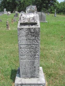 Marshel H. Cooper