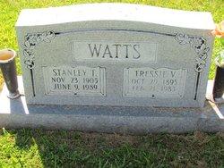 Tressie V. Watts