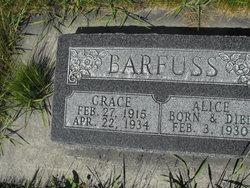 Grace <i>Stucki</i> Barfuss