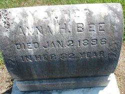 Anna H. <i>Chew</i> Bee