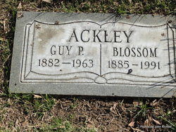 Guy P Ackley
