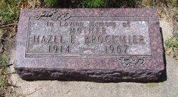 Hazel E. Brockmier