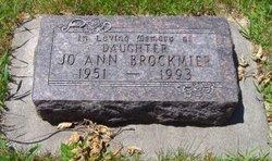 Jo Ann Brockmier