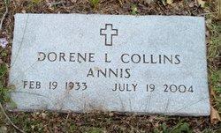 Dorene Lee <i>Collins</i> Annis