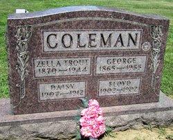 Zella M. <i>Trout</i> Coleman