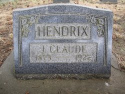 J Claude Hendrix