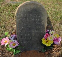 Clarkey <i>Bennett</i> Williams