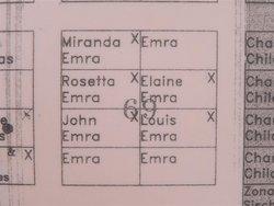Elaine E Emra
