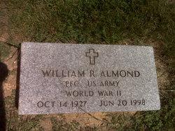 PFC William Rudolph Almond