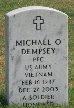 Spec Michael O Dempsey
