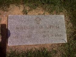 William R Iliff, Sr