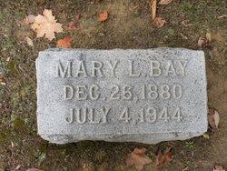 Mary Louella <i>Bay</i> Alderman