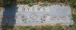 Jimmy Frank Byers