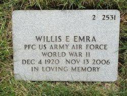Willis Edgar Emra
