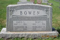 Lloyd Bowen
