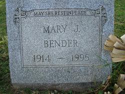 Mary Jo Bender