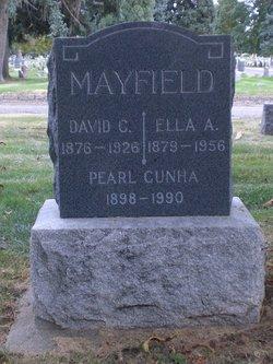 Ella Adelaide <i>Rogers</i> Mayfield