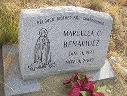 Marcella G. Benavidez