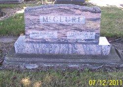 Frederick M McClure