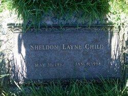 Sheldon Layne Child