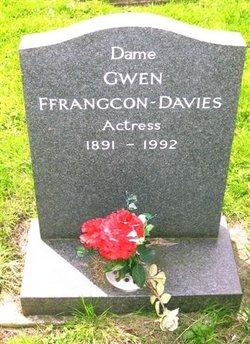 Gwen Lucy Ffrangcon-Davies