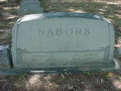 Wesley A. Nabors