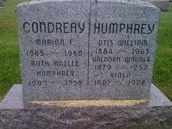 Ruth Adelle <i>Humphrey</i> Condreay