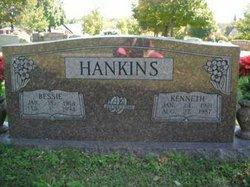 Bessie <i>Carlton</i> Hankins